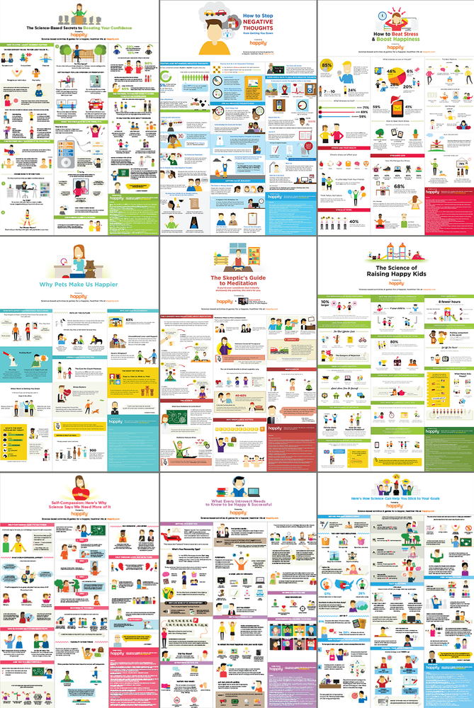 Image of More Happify Infographics Here!
