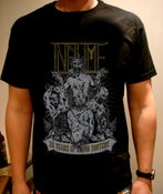 Image of Inhume - 20 Years Of Grind Torture T-Shirt