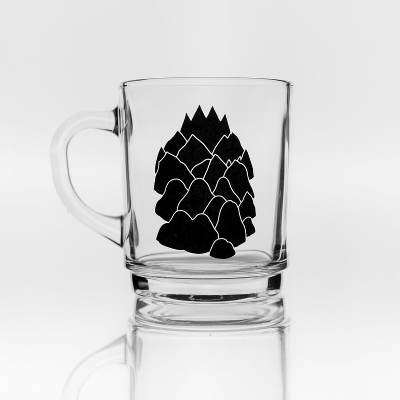 "Image of Mug ""Mountain"" par Marta Orzel"