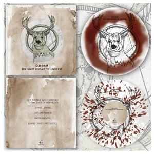 "Image of DK076: Old Gray - Do I Dare Disturb... 12"" EP w/ Screened B-Side - Mix /150, Splatter /350"