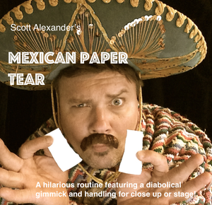 Image of Mexican Paper Tear