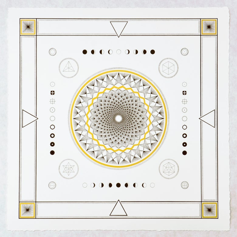 Image of The Perfect Illusion | Limited Edition Giclée + Screen Print