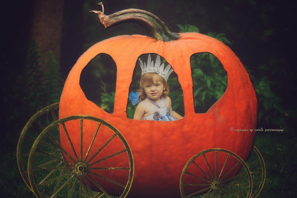 Image of Pumpkin Carriage Overlay