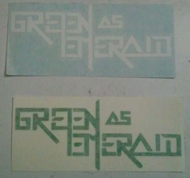 Image of Decal