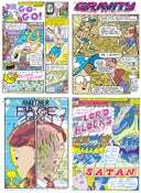 Image of LOOPING Comix FUN-Pack!
