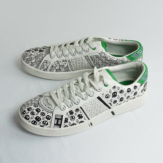 Image of wild sneakers