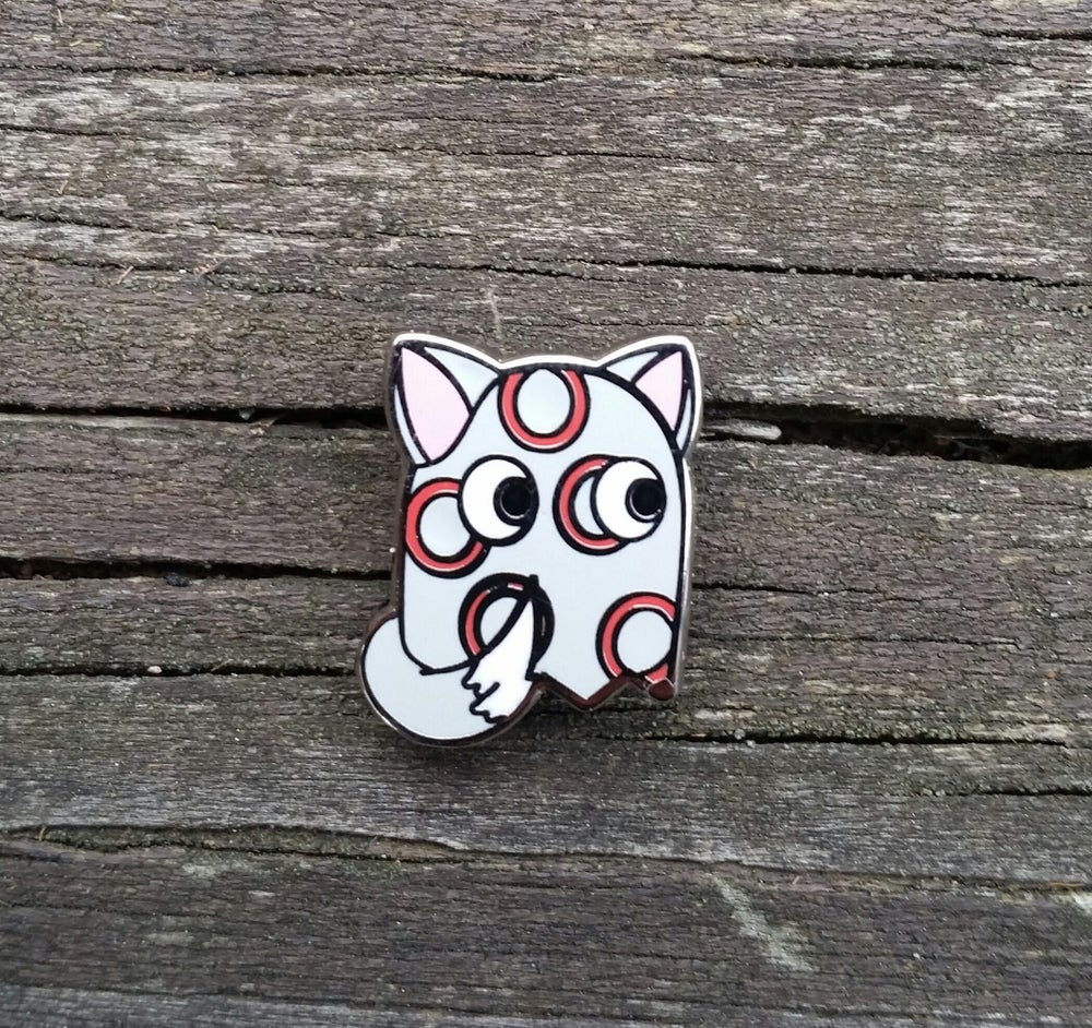 Image of Kitty Ghost (LE 150)