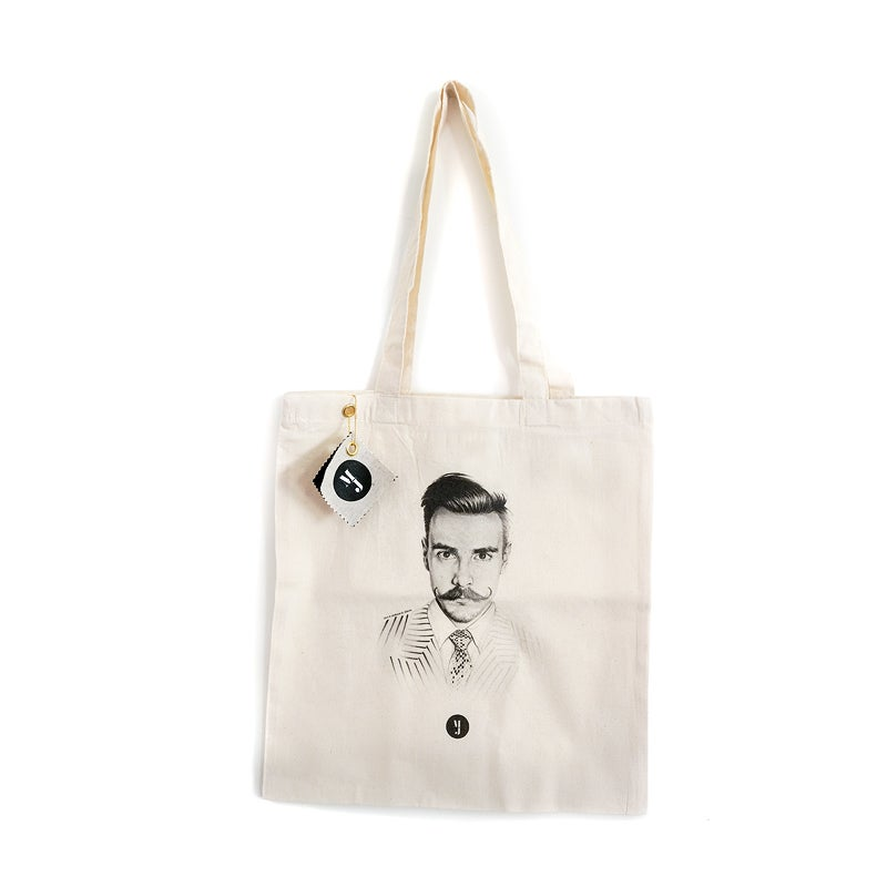 "Image of Tote Bag ""Greg"""