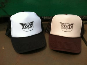 Image of Owl Hat