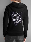 Image of Womens IGNITE Script Fleece Hoodie