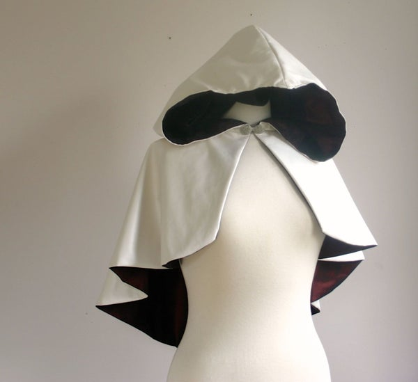 Image of Assassin's Hooded Cape