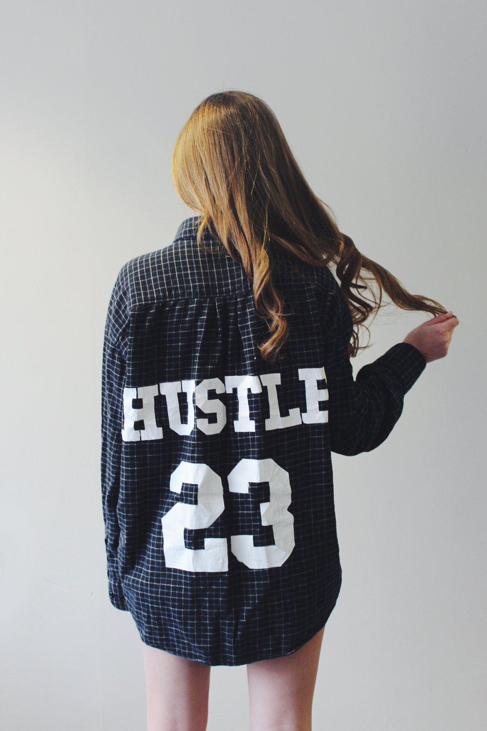 Image of HUSTLE Vintage Flannel