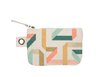 Image of Carousel Small Zipper Bag