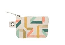 Image of Carousel Small Zipper Bag