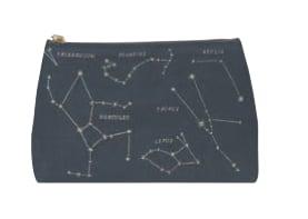 Image of Galaxy Pencil Cosmetic Bag