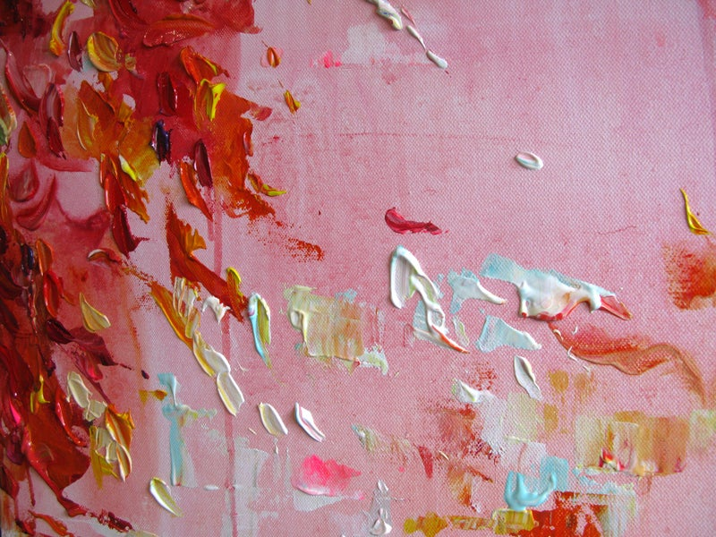 Image of Abstract #30 - 60x90cm