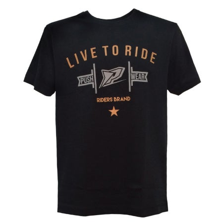 Image of Live To Ride T-shirt