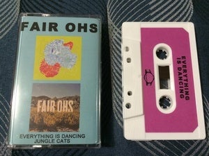Image of Fair Ohs<br>Both Albums on One Cassette