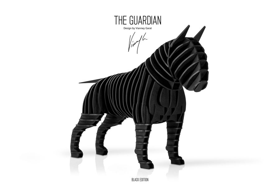 """Image of THE GUARDIAN """"BLACK EDITION"""" (Limited Edition of 100 Units)"""