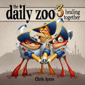 Image of The Daily Zoo - Vol. 3 Healing Together