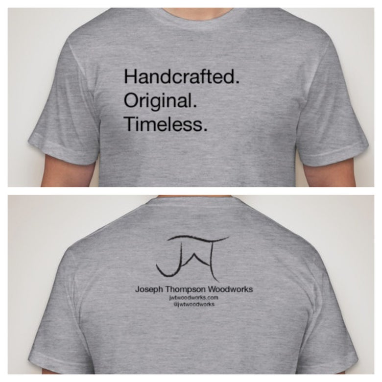 Image of Joseph Thompson Woodworks T-Shirts