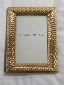 "Image of Watchband Gold 4x6"" Frame"