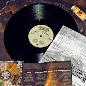 Image of Under The Ram | Black LP