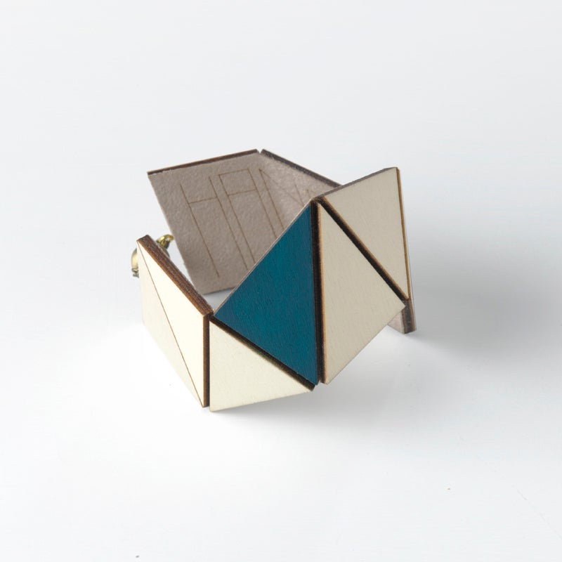 Image of Facets bracelet 002