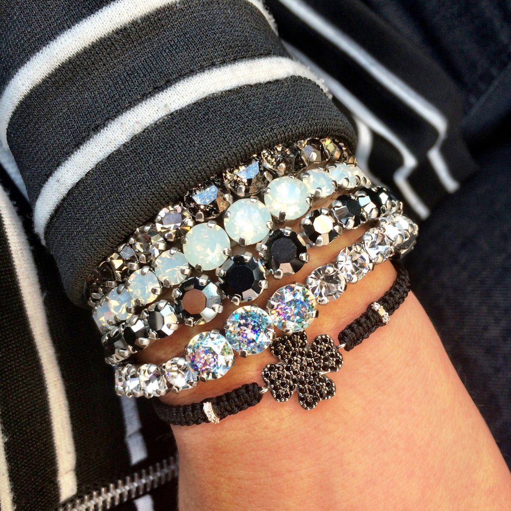 Image of BRACCIALE FULL SWAROVSKI