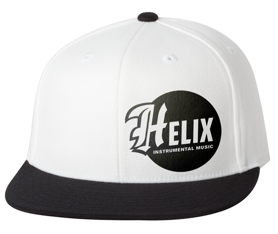Image of Helix Instrumental Fitted Hat