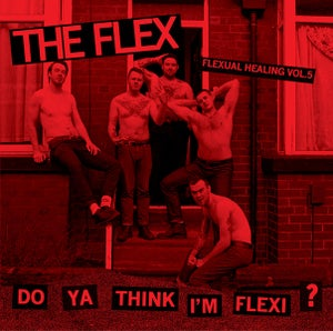 Image of [BE-16] The Flex- Flexual Healing vol. 5: Do Ya Think I'm Flexi?