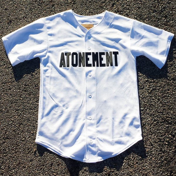 Image of The Atonement Baseball Jersey