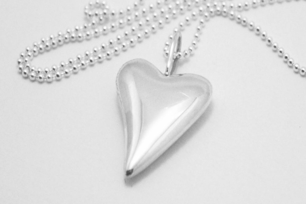 Image of Heart charm