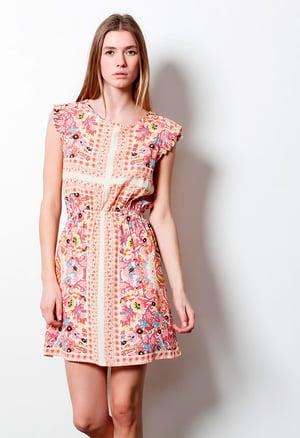 Image of ROSIE CREAM DRESS