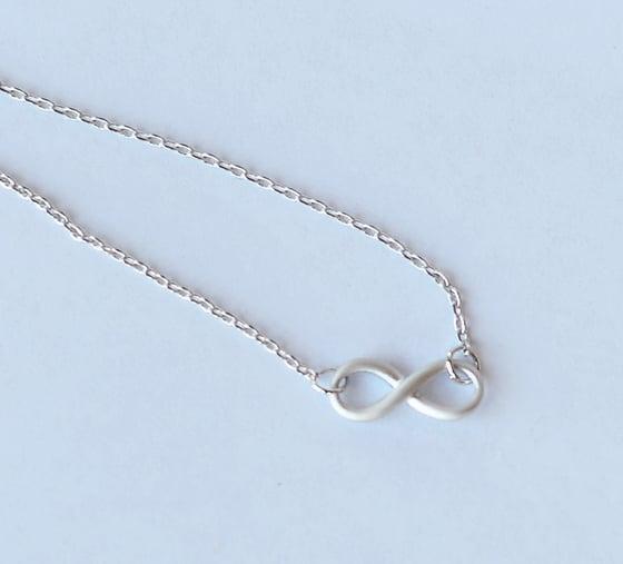 Image of Infinity Chain Bracelet