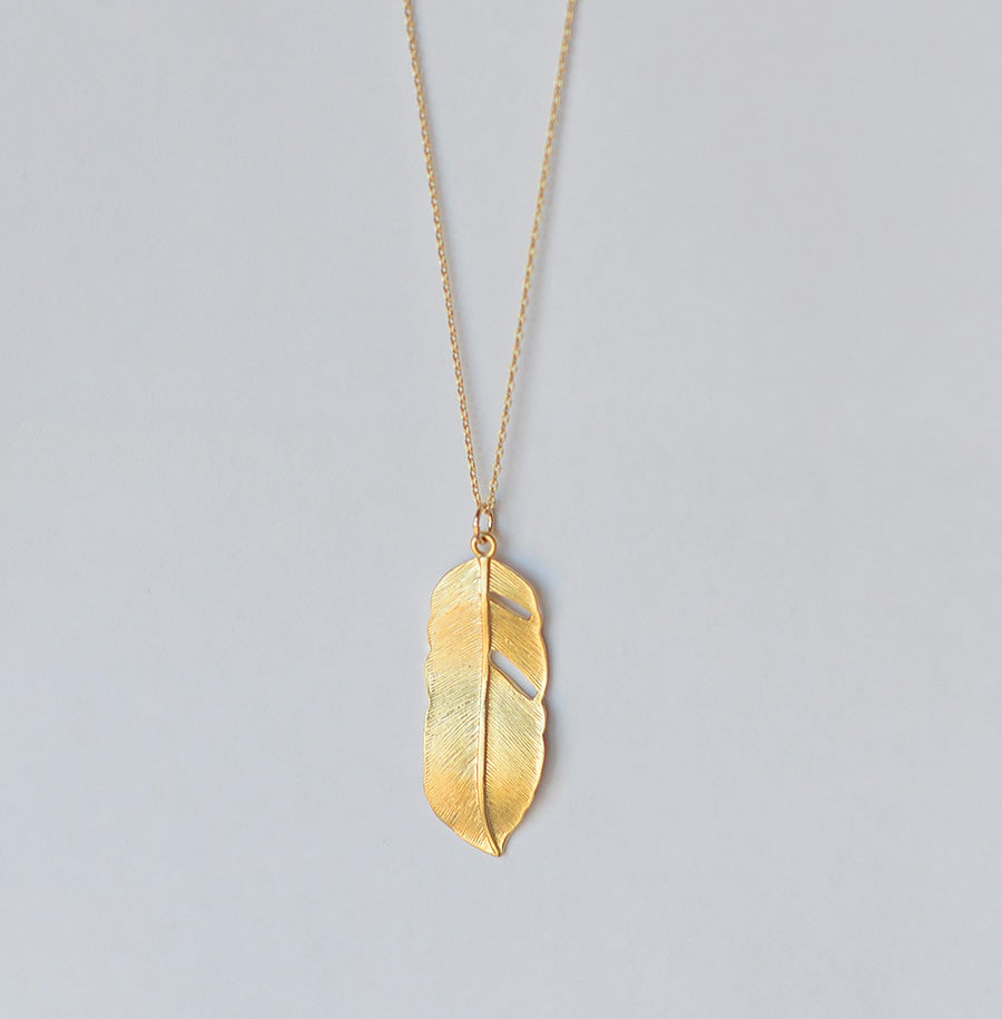 Image of Feather Necklace