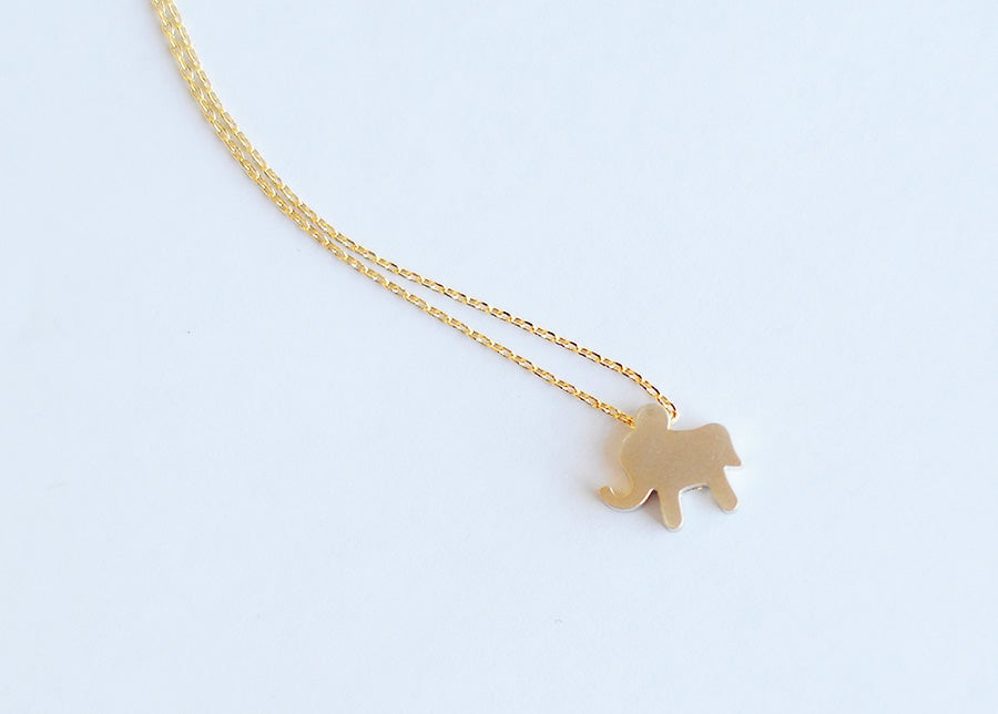 Image of Elephant Necklace