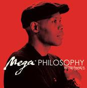 """Image of Cormega """"Mega Philosophy"""" Instrumentals LP (black vinyl - limited)"""