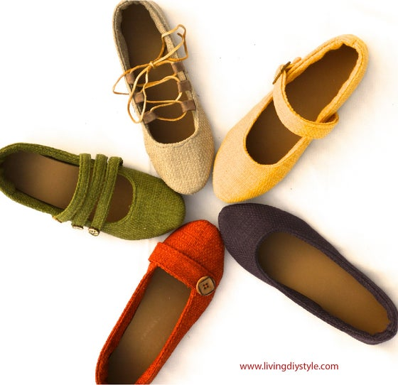 Image of Women's Ballet Flats in 5 Different Styles (Watch Video)