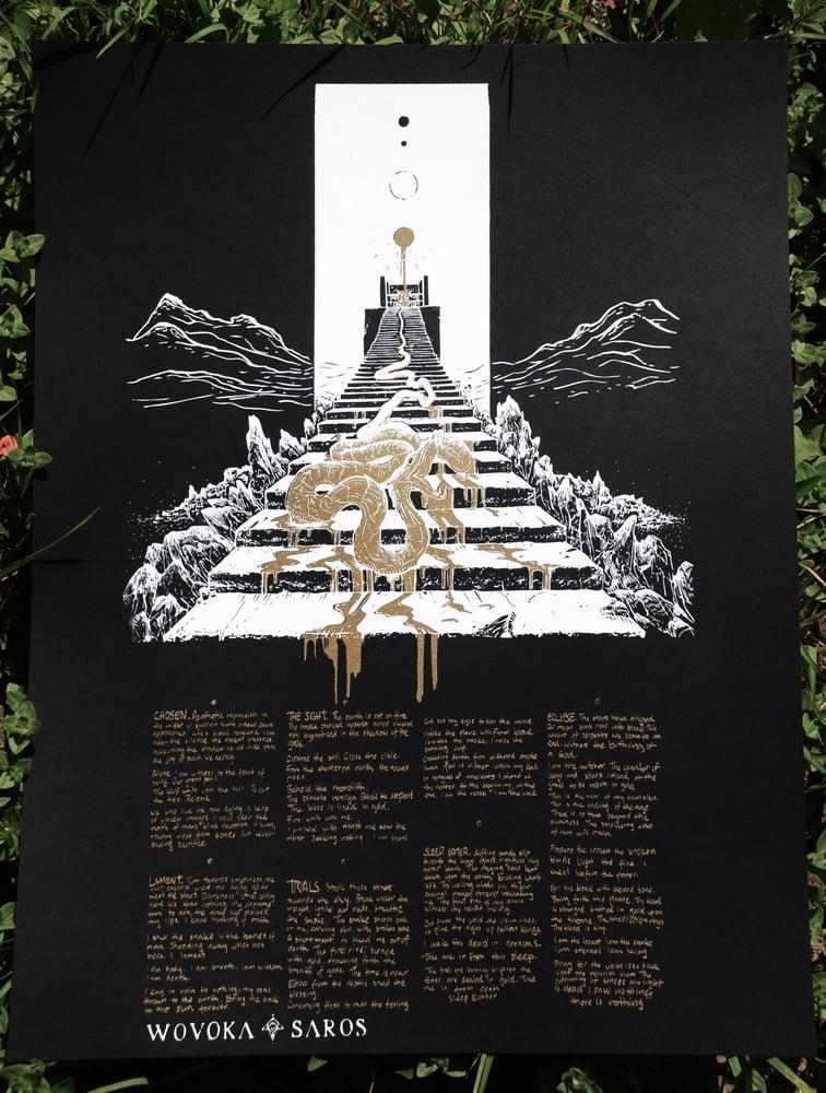 Image of Lyrics Poster