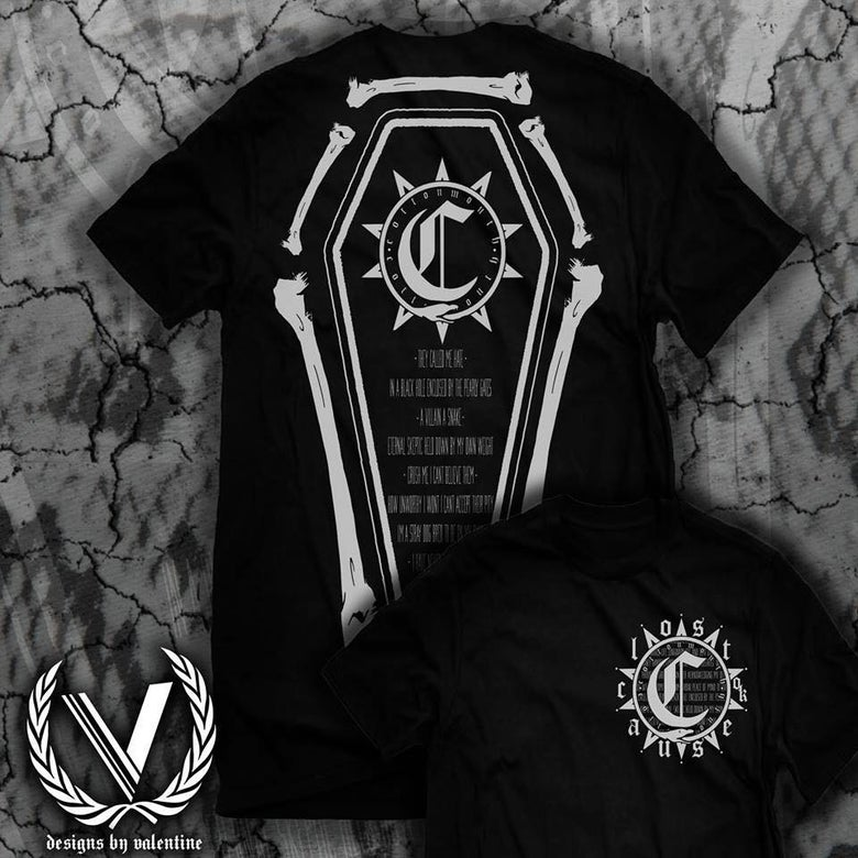 Image of Coffin Tee