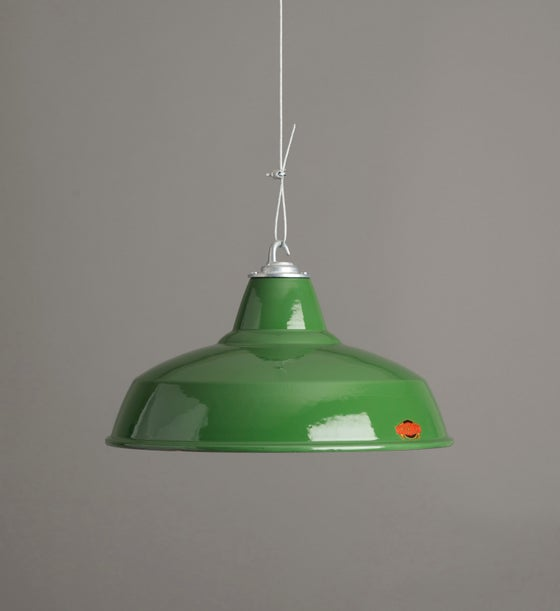 Image of Thorlux Enamel Factory Shade