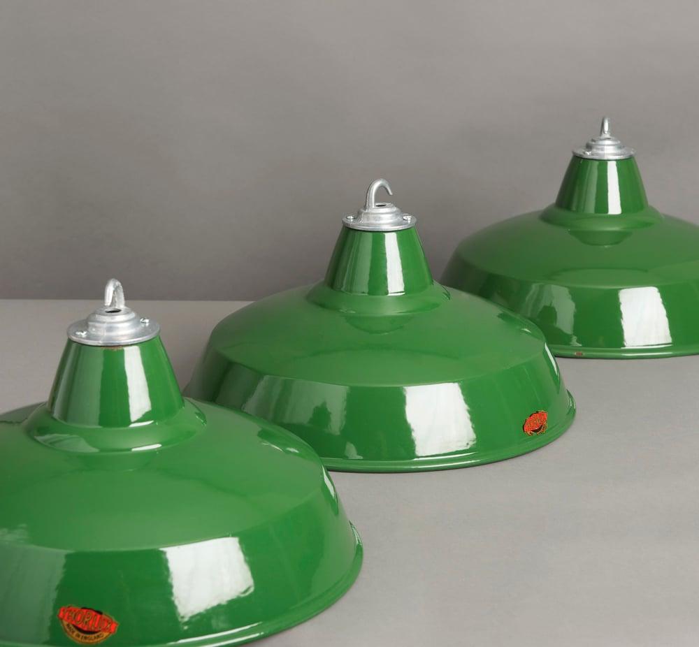 Image of Thorlux Enamel Factory Shade