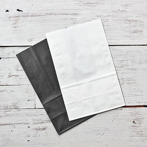 Image of Plain Gusset Bag