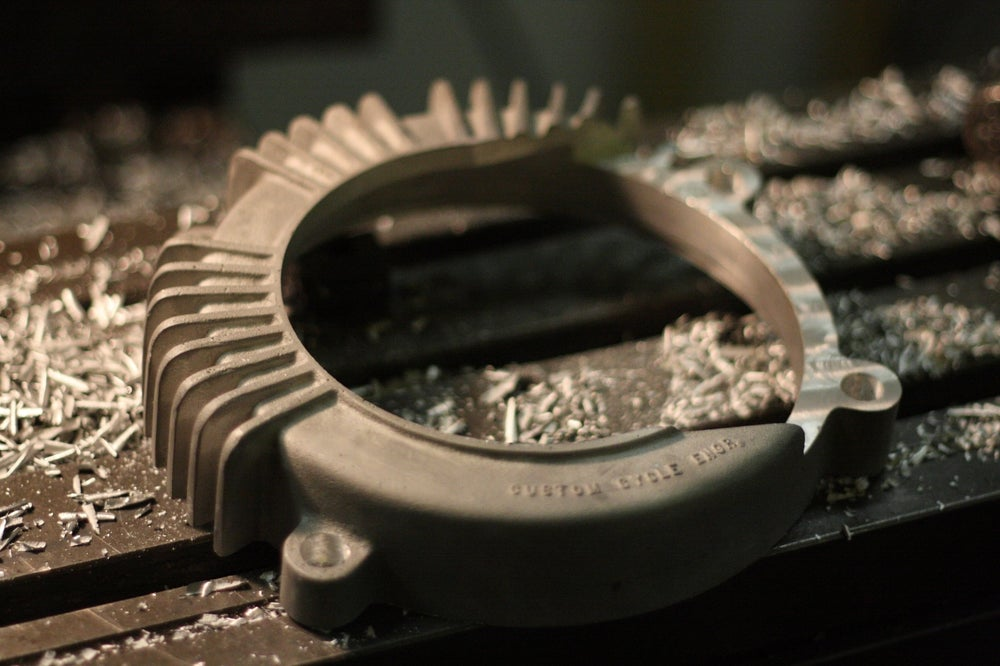 Image of CCE Alternator Cover