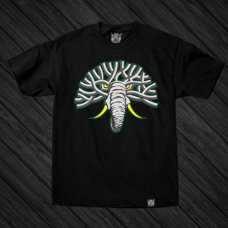 Image of STOMPER TREE || TEE (MEN'S)