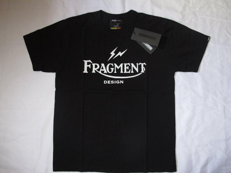 Image of FRAGMENT x NEIGHBORHOOD - NHFR SS (Black)