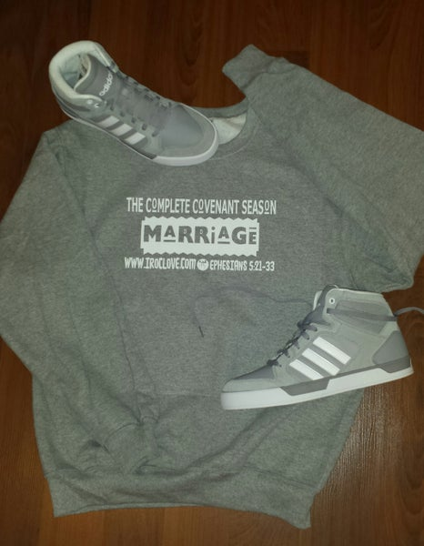 "Image of ""Marriage"" ...the first institution #SweatShirt"