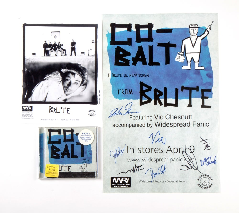 Image of Brute Cobalt Promo Package
