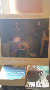 "Image of The Two or Three Moods of...The Grand Pantrymen 12"" LP"